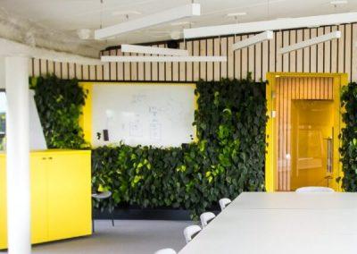 Ophangsysteem kantoor