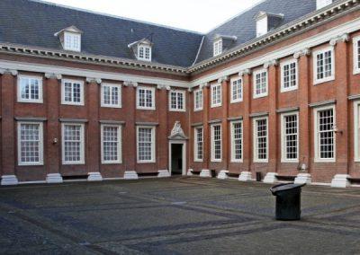 Raambekleding Museum