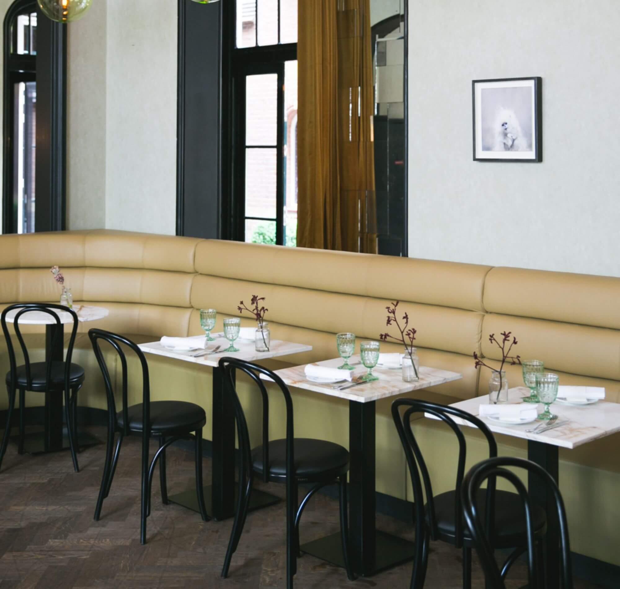 Ferilli's (restaurant The College Hotel)1