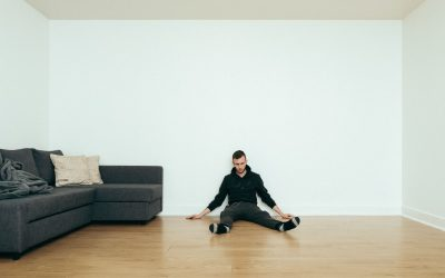 Bij een nieuw huis denk je al snel aan een nieuwe vloer