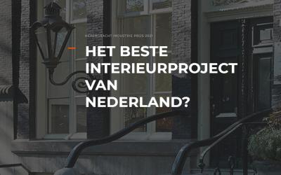 Siersema Interieur partner van de Herengracht Industrie Prijs